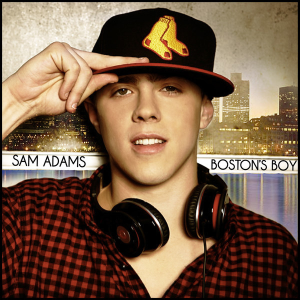 Sammy Adams Bostons Boy